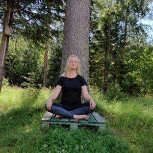 Vagushermon aktivoiminen meditaatiolla