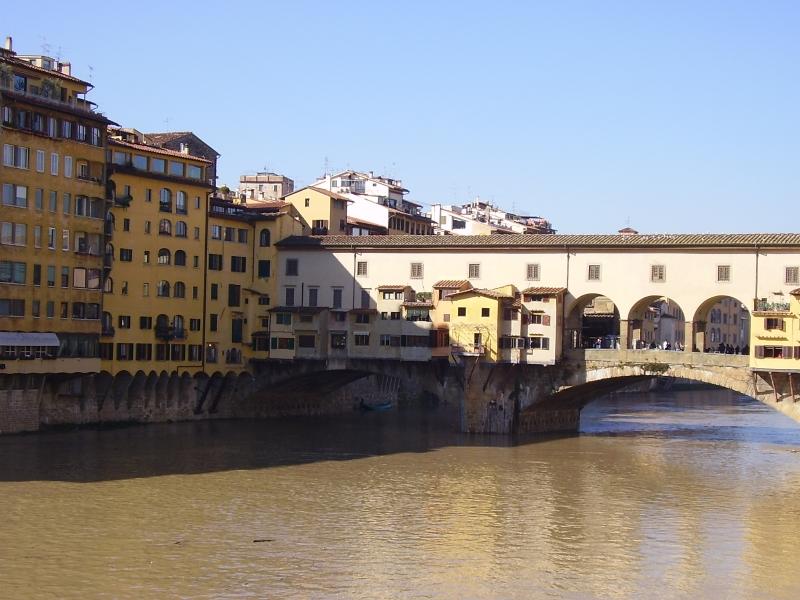 Ponte Vecchio Florencie