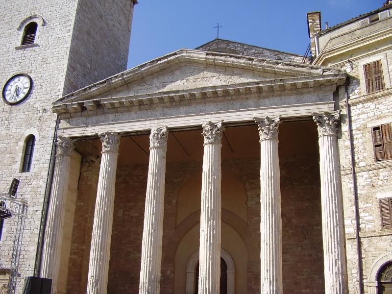 Assisi centrum