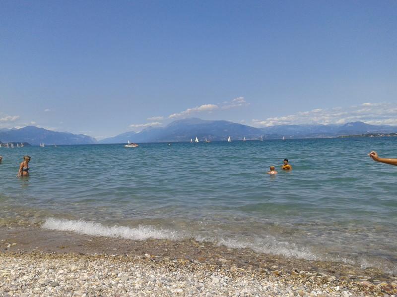 jezero garda dovolená