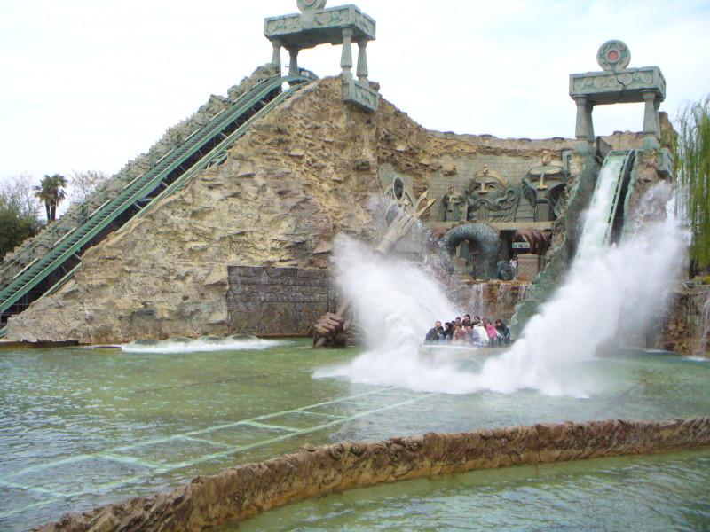 zábavní park itálie gardaland