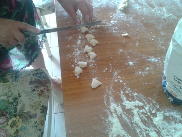 recept gnocchi