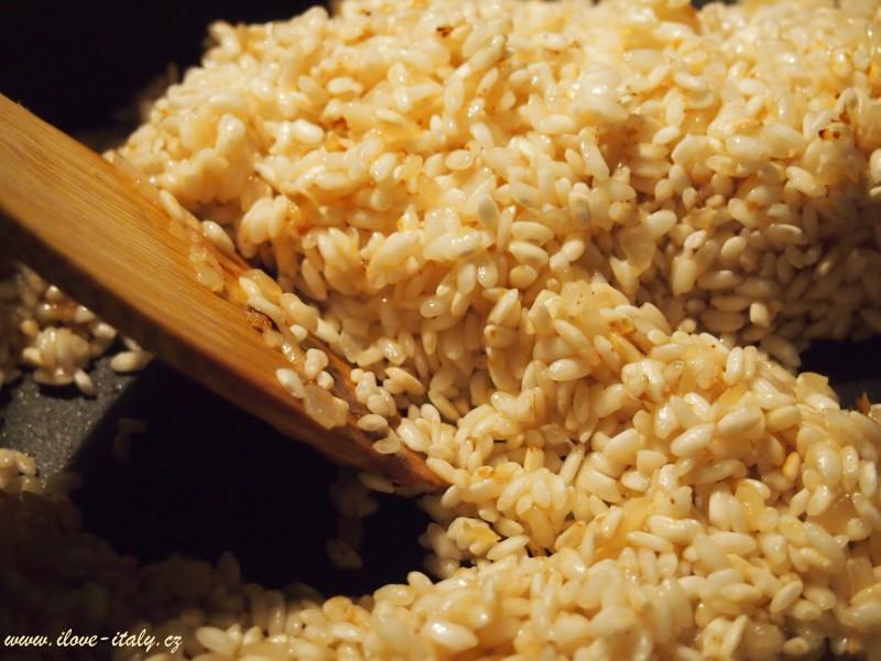 rýže carnaroli arborio