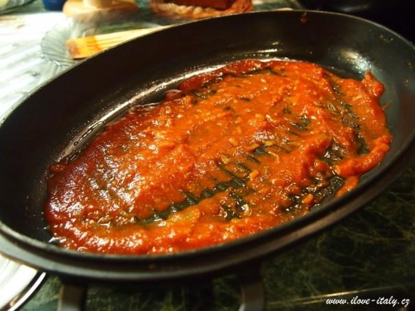 rajčatová omáčka italská
