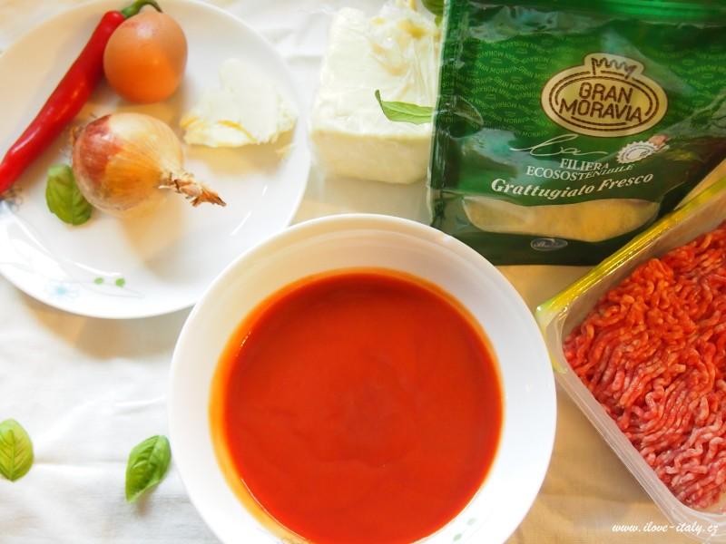 rajčatová omáčka