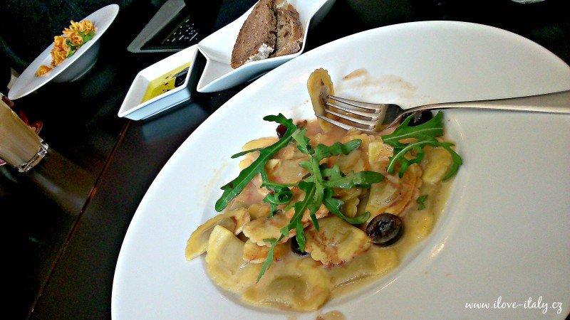 recenze italská restaurace praha
