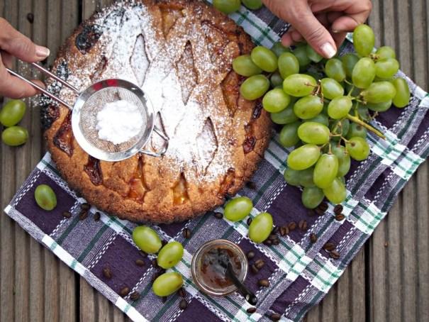 italská crostata koláč