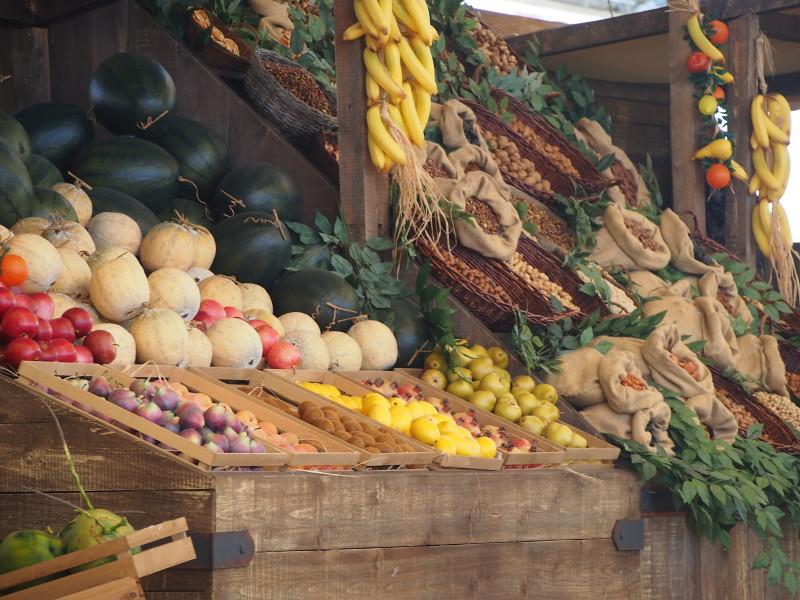 výstava ovoce expo