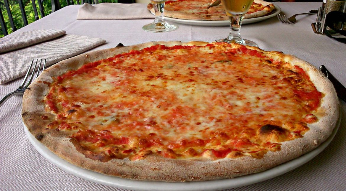 pizza margherita itálie