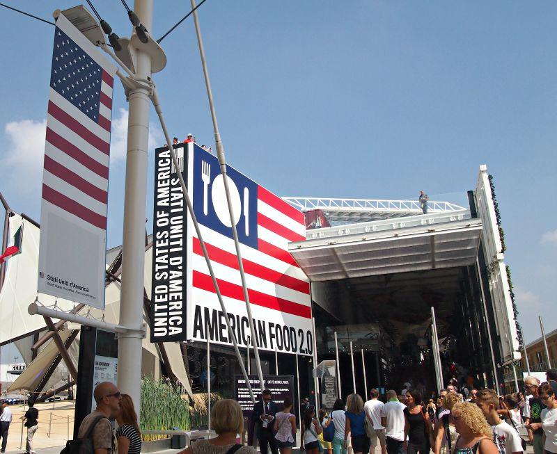 americký pavilon