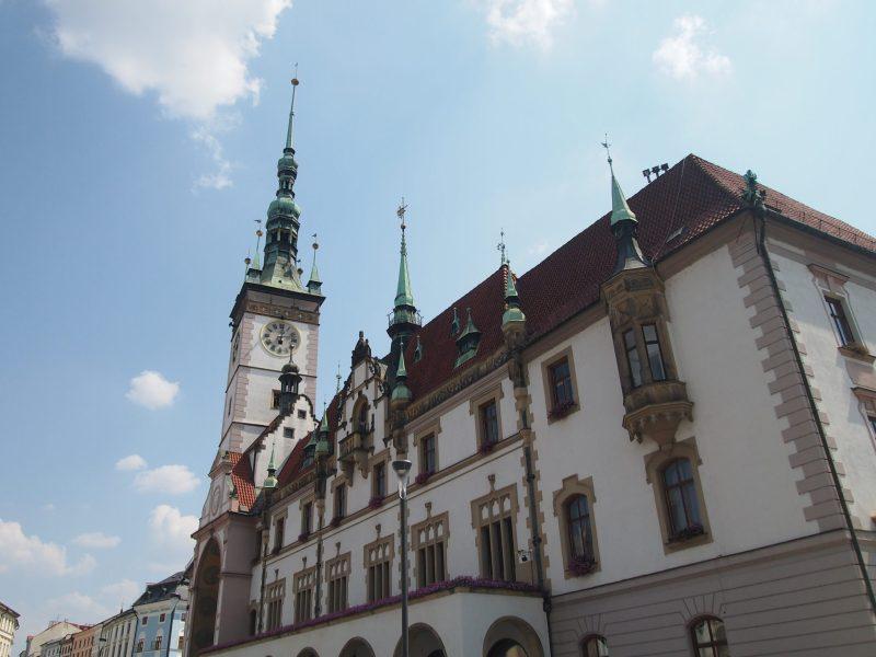 Olomouc centrum - radnice