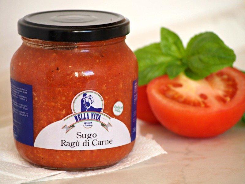 domácí italské ragú
