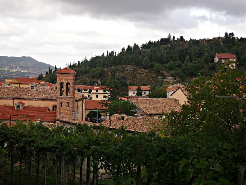 střední itálie památky co vidět