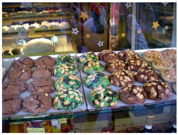 italské dezerty