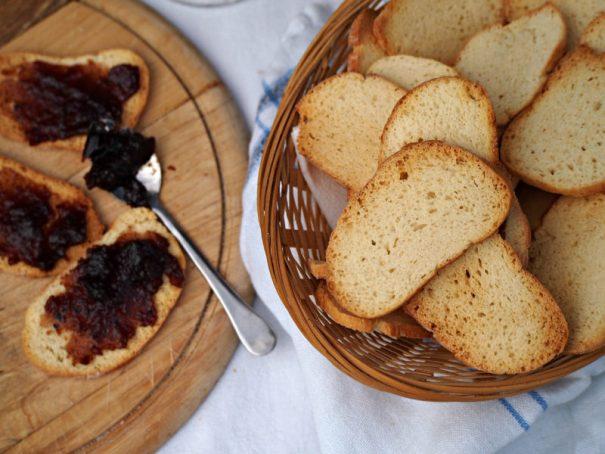 italská snídaně