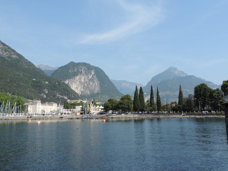 Itálie Riva del Garda