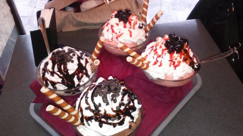 italská zmrzlina