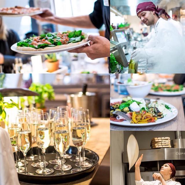 Na blogu najdete nejnovj lnek o italsk restauraci Vapiano vhellip
