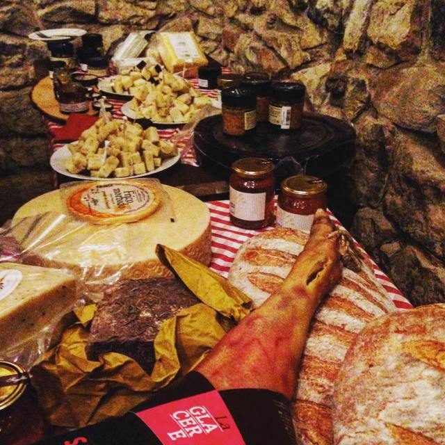 Ochutnvka delikates z regionu Friuli Venezia Giulia organizovan Italskoeskou obchodnhellip