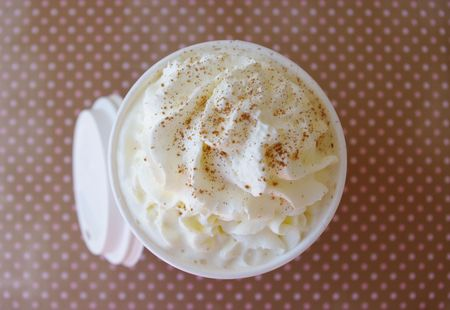 Starbucks chai tea latte maison