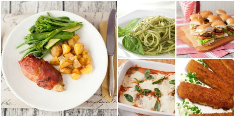 7days 7dinners weekly meal planner