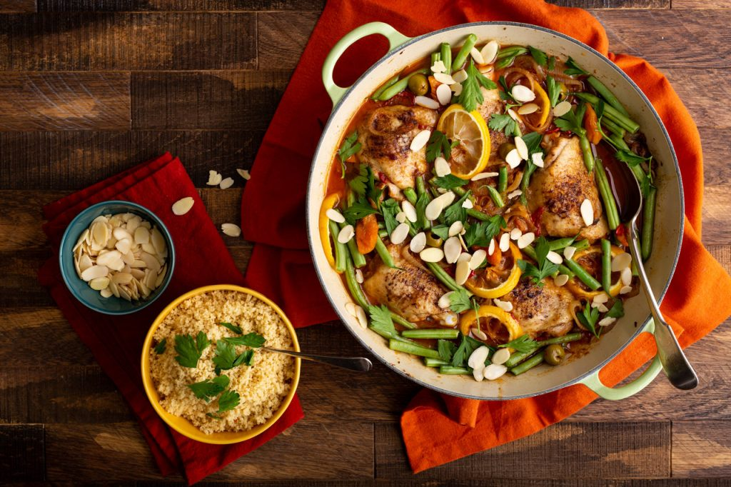 Moroccan Chicken Stew, Chicken recipes, family meals, carols stock market, chicken stock recipes, I Love Cooking recipes