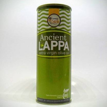Ancient Lappa , extra virgin ORGANIC olive oil 500ml.