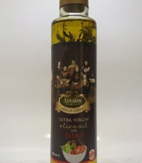 Olive oils with herbs.
