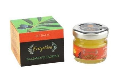 Lip Balm with olive oil and essential oils Evergetikon