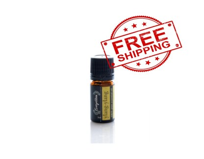 Ylang-Ylang essential oil with free shipping