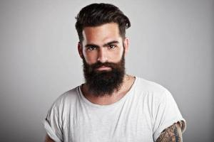 Hipster beard oil by Evergetikon
