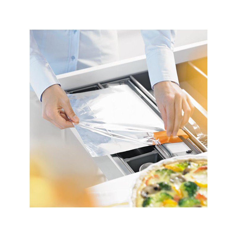 derouleur papier aluminium orgaline