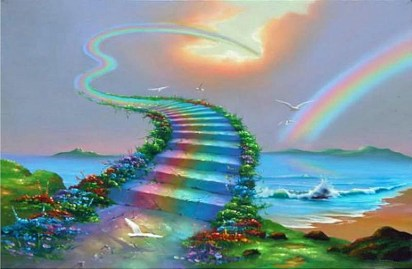 Rainbow Bridge: Pet Loss Poem