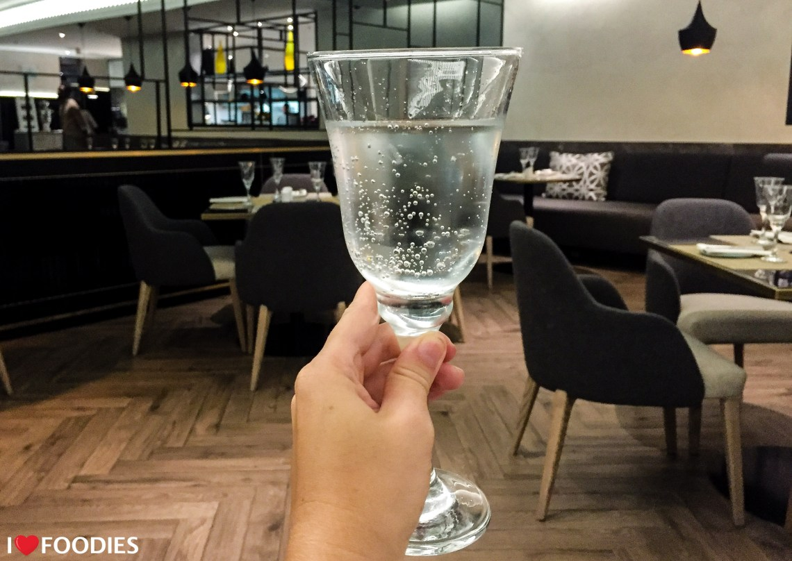New Menu At 126 Cape Kitchen And Café water