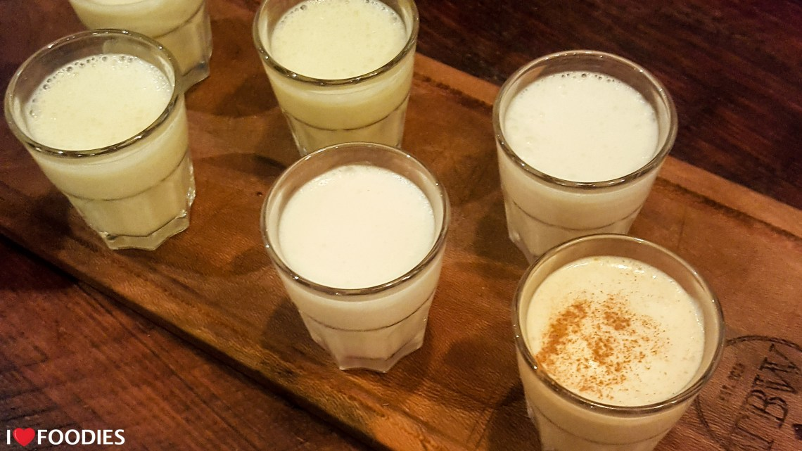 The Butcher's Wife milkshakes