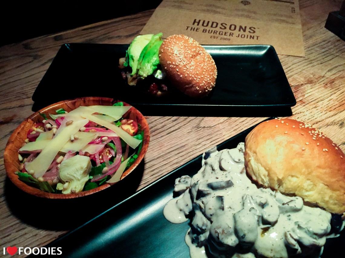 Hudsons Burgers