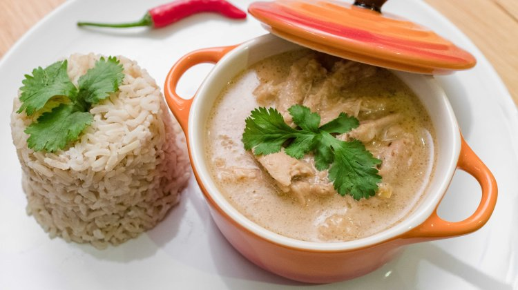 South East Asian Chicken Stew Recipe