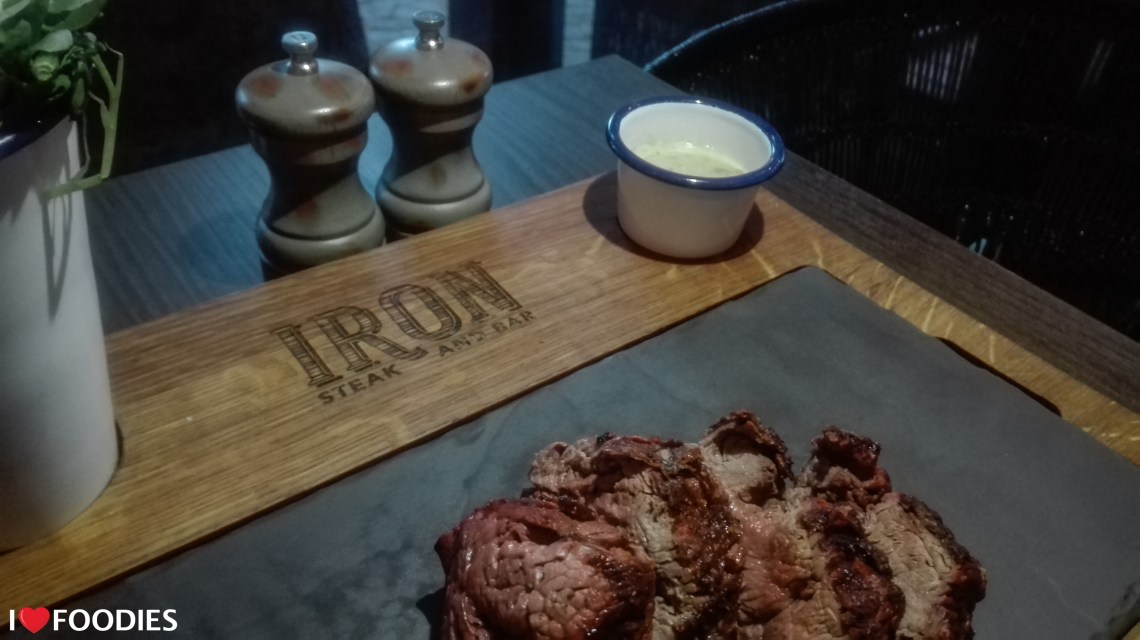 Iron Steak and Bar