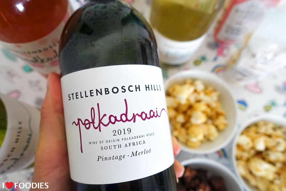 Stellenbosch Hills Polkadraai Pinotage/Merlot