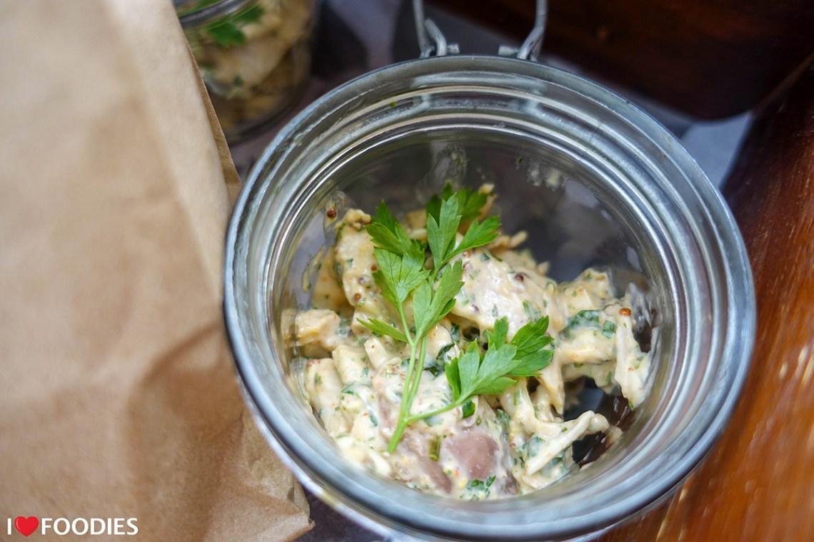 Boschendal free-range roast chicken mayonnaise