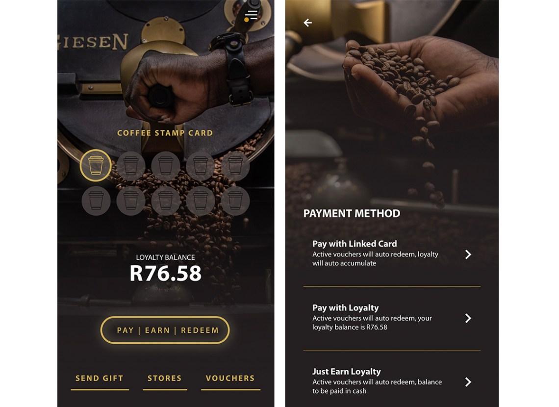 The Bootlegger Coffee Company Mobile App