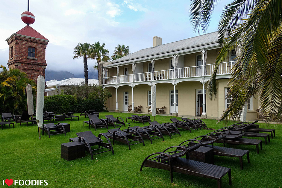 The Dockhouse Boutique Hotel at the V&A Waterfront, Cape Town