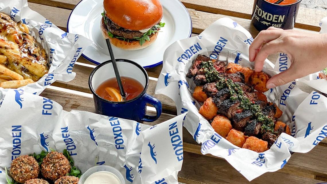 Foxen Fulham Burger Restaurant