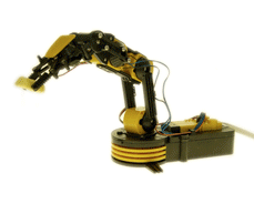 Roboterarm im Eigenbau