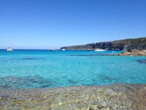 Formentera Beaches - platja Es Calo De Sant Agusti