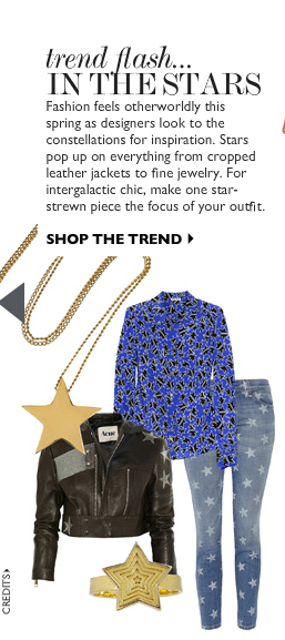 SHOP IN THE STARS @ NET-A-PORTER