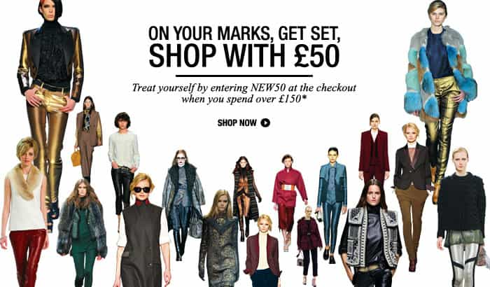 SHOP WITH £50 AT DONNA IDA NOW
