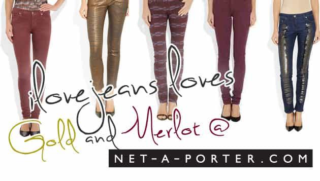 SHOP ILOVEJEANS LOVES.... NET-A-PORTER