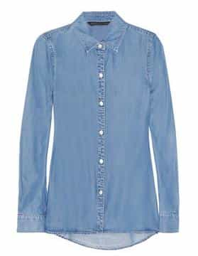 MARC BY MARC JACOBS Chambray shirt,