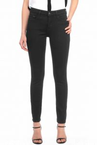 (NYDJ) Not Your Daughters Jeans Jade Legging Mid Rise Super-Stretch Jegging in Black  Regular Price: £139.95  Sale Price: £95.00